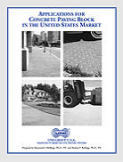 Applications for Concrete Block in U.S.